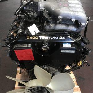 Toyota 4Runner 5VZ-FE