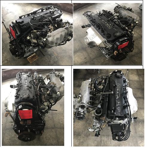 Honda F23A engine