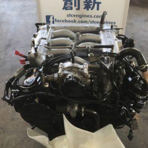 MAZDA MPV JE engine