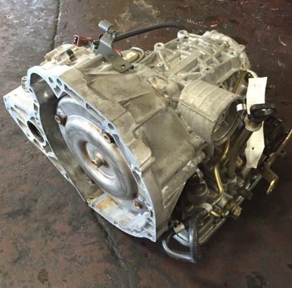 Nissan Sentra GX-E transmission