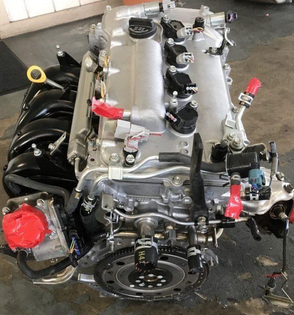 Toyota Corolla 2ZR-E engine