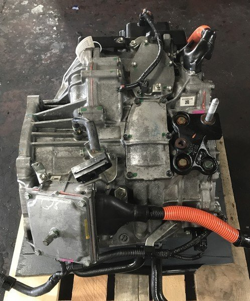 toyota prius 1NZ-E auto transmission