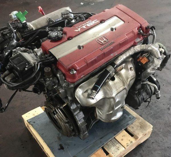 Honda B18C-5 Type R engine