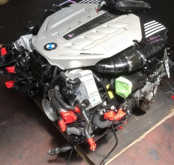 used BMW 750i engine