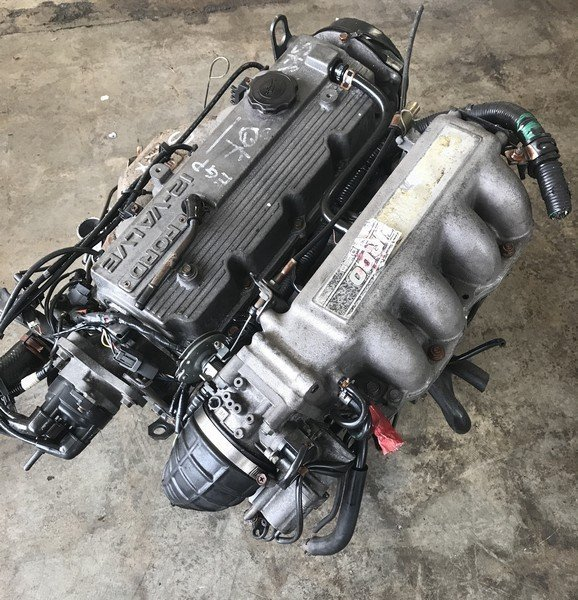 mazda 626 F2 FWD Turbo engine