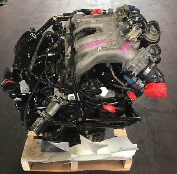 JDM used nissan VG33E engine