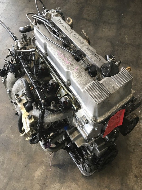 JDM 95-01 Nissan Altima KA24DE engine