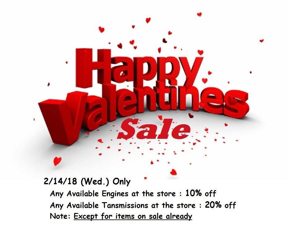 Especial de  San Valentine 2/14/18