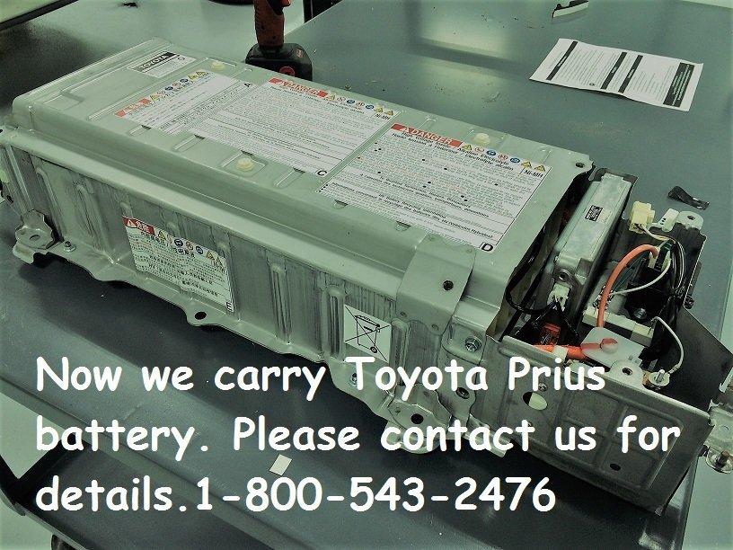 Toyota Prius Bateria