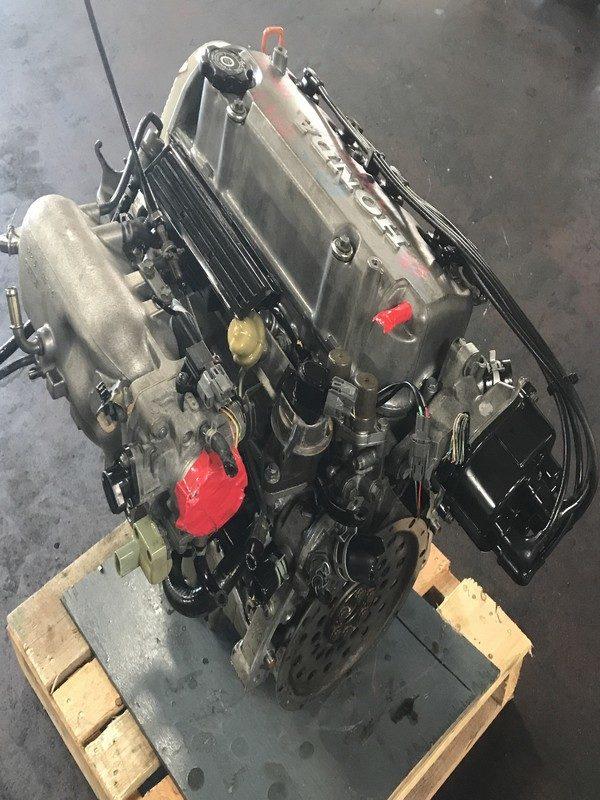 JDM Honda Covic EX D16A SOHC Vtec Engine