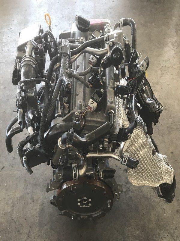 JDM Used Toyota Prius C 1NZ-FXE engine