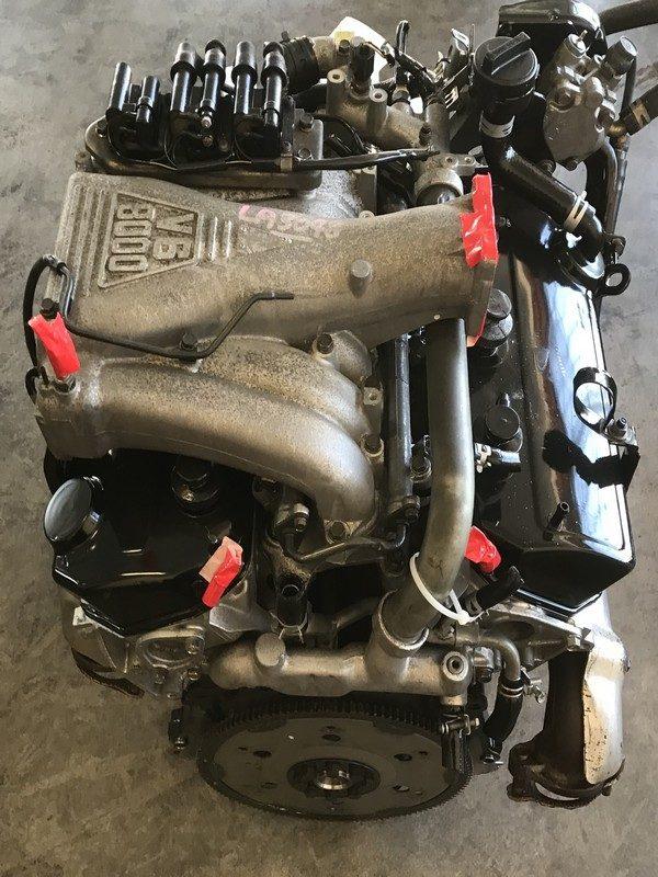 JDM Mitsubishi Montero Sport 6G72 3.0L engine