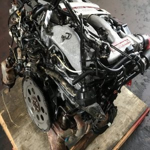 Jdm Nissan 300ZX VG30DE TT Engine