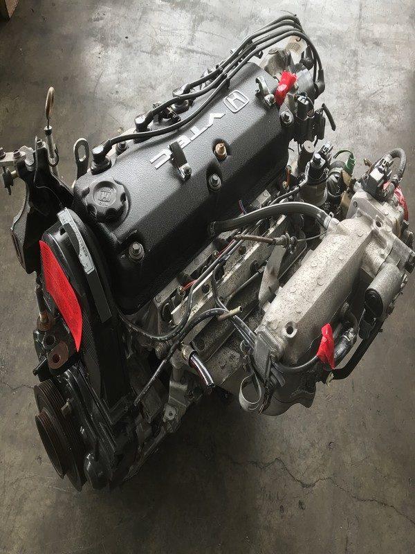 JDM Honda Accord EX F22B SOHC Vtec Engine
