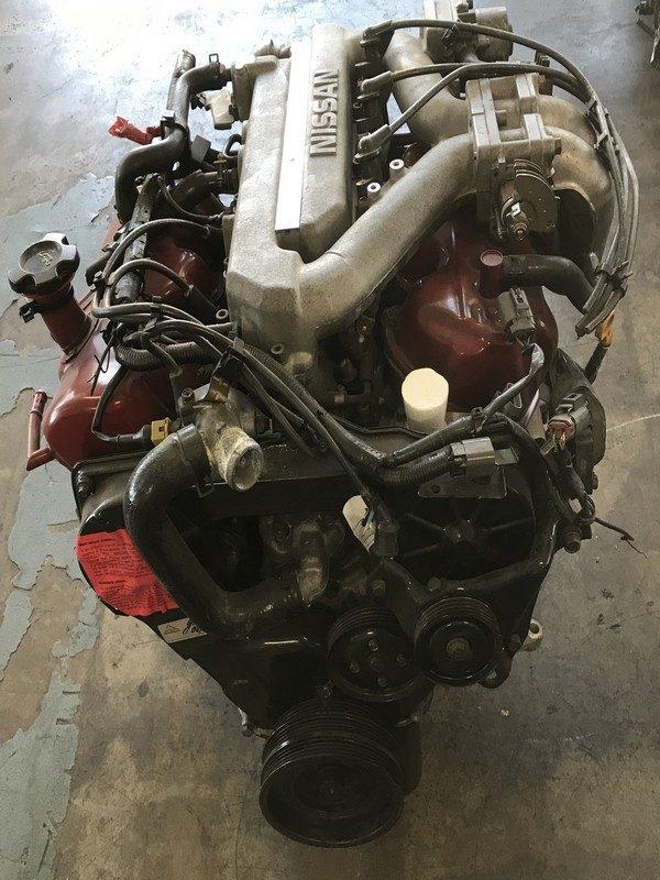 JDM Nissan Maxima VG30 FWD SOHC Engine