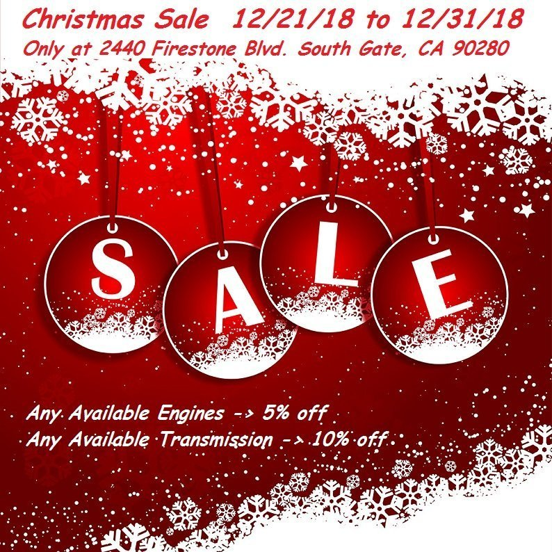 Christmas Sale – Discount 5% or 10%