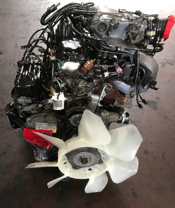 JDM engines in California